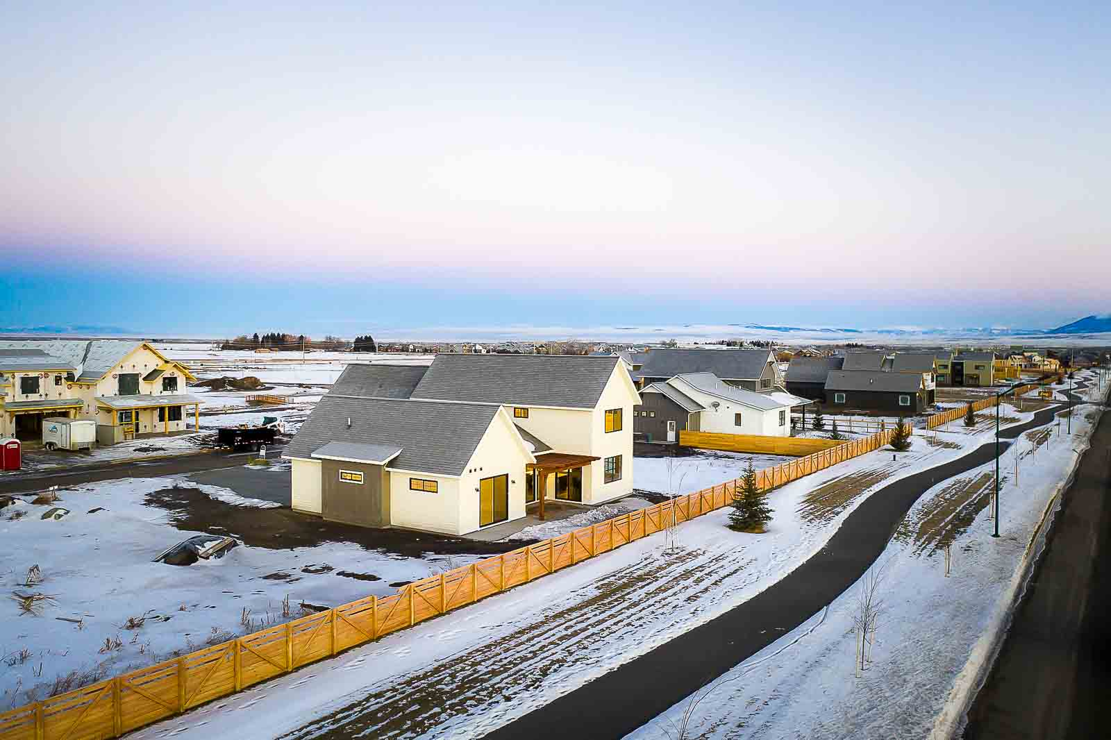 view of home for sale in bozeman montana